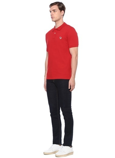 PS by Paul Smith Tişört Kırmızı